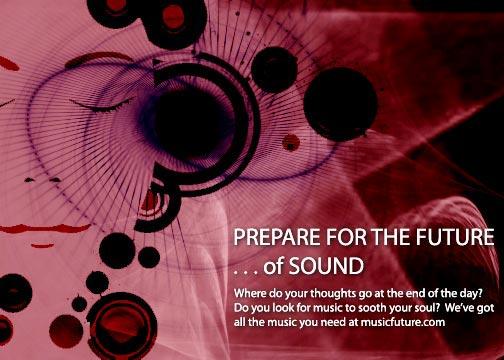 sound ad poster